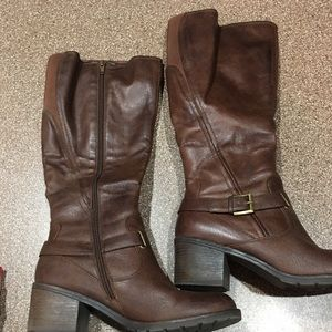 Women's Baretrap Brown Boots